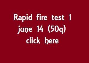 rapid fire test